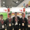 C.S.N. AT THE B.T. YOUNG SCIENTIST EXHIBITION 2018