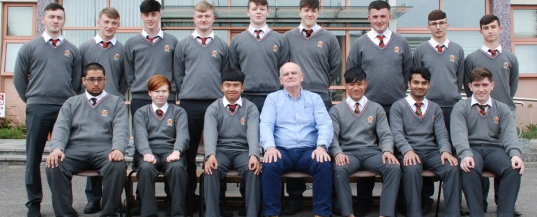 Sixth Year Class of 2018