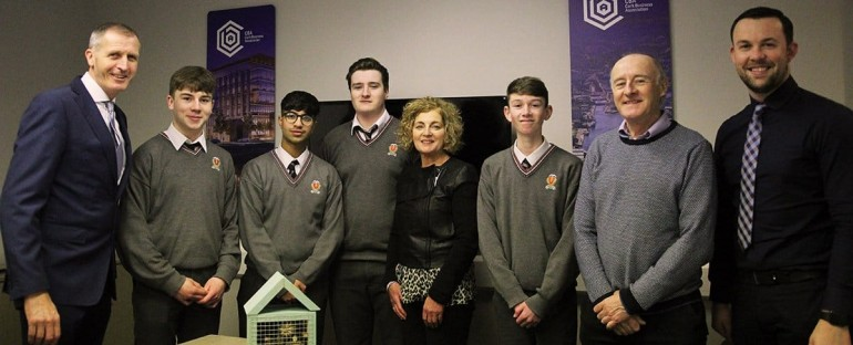 Cork Business Association – Mentoring our T.Y. Mini Company