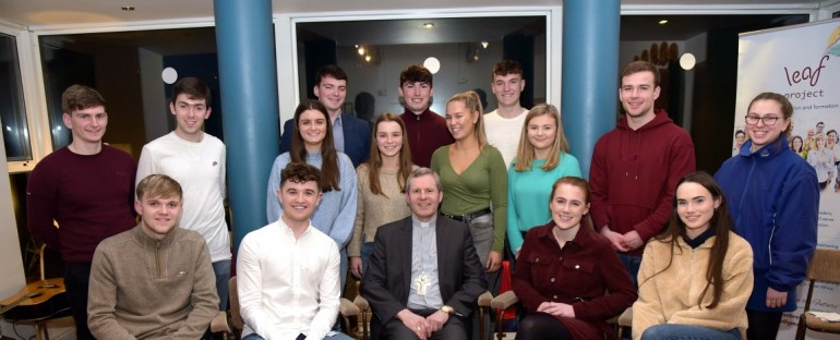 L.E.A.F. Project – Welcome Event in honour of the New Bishop of Cork & Ross