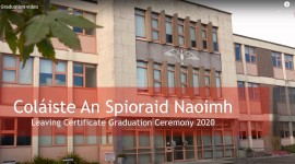 Leaving Certificate Graduation Ceremony 2020