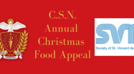 Annual Christmas Food Appeal