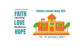 Catholic Schools Week 2021 – Message from Br. Martin