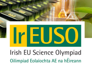 Irish EU Science Olympiad logo