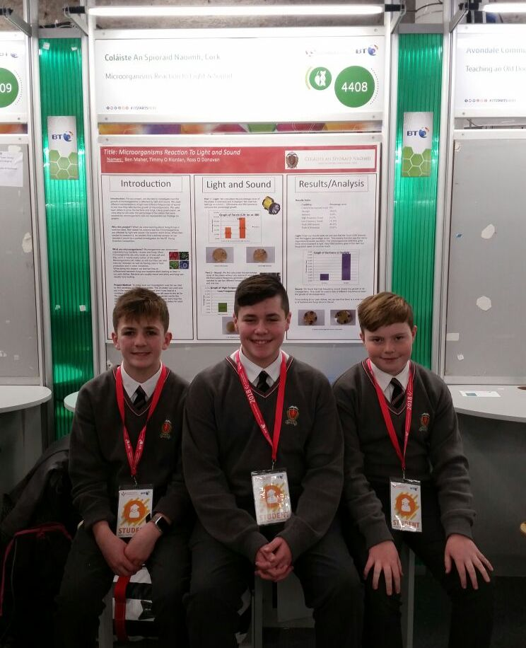 B.T. Young Scientist Exhibition @ Royal Dublin Society | Ballsbridge | County Dublin | Ireland