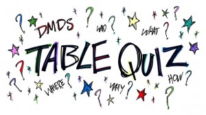 TABLE QUIZ - Coláiste An Spioraid Naoimh Parents Association  @ Bishopstown GAA | Cork | County Cork | Ireland